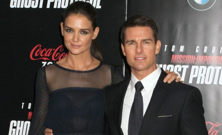 Tom Cruise and Katie Holmes-MegaloPreneur