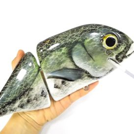 mega GT for saltwater fishing custom lures