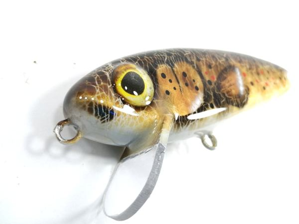 megalures-Giant Stalker Fishing Lures Brown Trout
