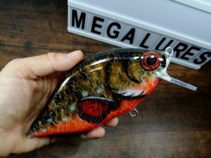 Brook, Megalures, Custom lures, Musky fishing