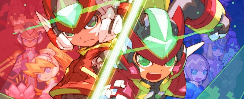 Mega Man Zero/ZX Legacy Collection é adiado