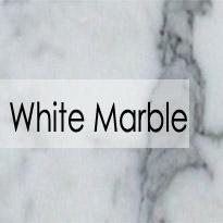 White Marble Kitchen Countertop Slabs