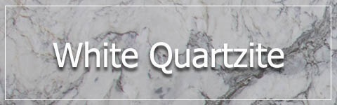 White Quartzite For Kitchen Countertops