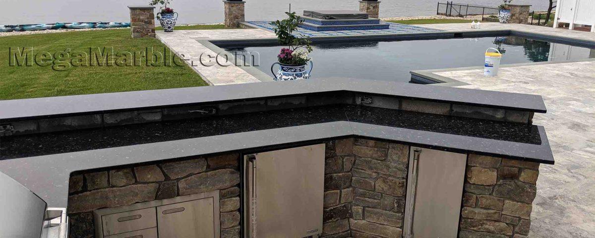 Outdoor Bar Countertops