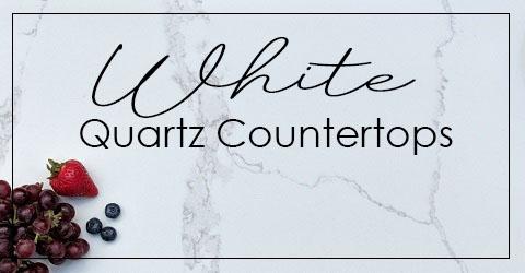 White Quartz Countertops Westchester NY