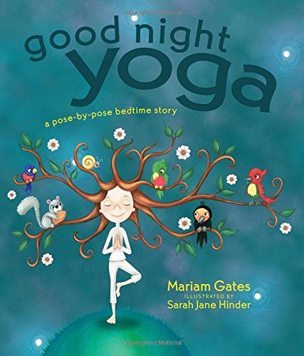 Good Night Yoga - Megan & Wendy Gift Guide 2015