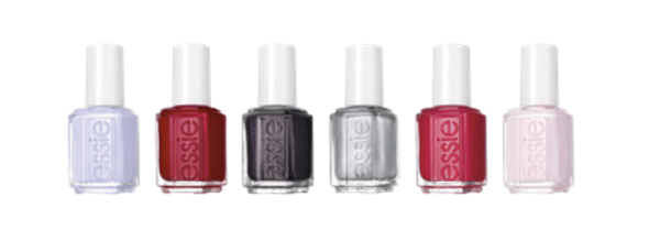 Essie Virgin Snow - Megan & Wendy Gift Guide 2015