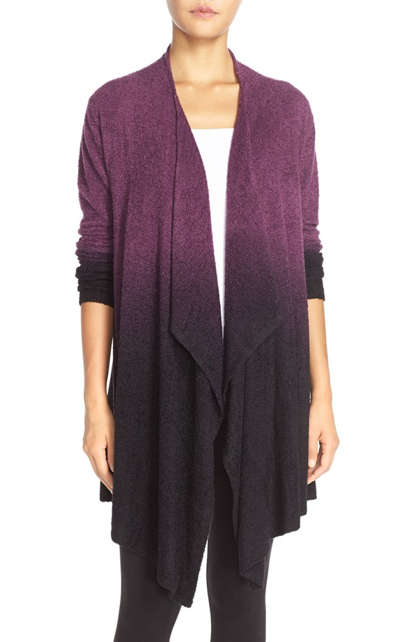 Barefoot Dreams Cardigan - Megan & Wendy Gift Guide 2015