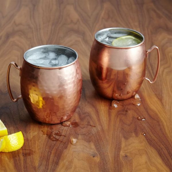 Moscow Mule Mug - Megan & Wendy Gift Guide 2015