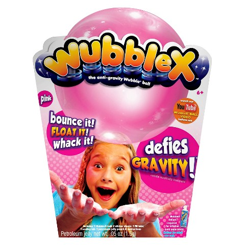 Wubble X - Megan & Wendy Gift Guide 2015
