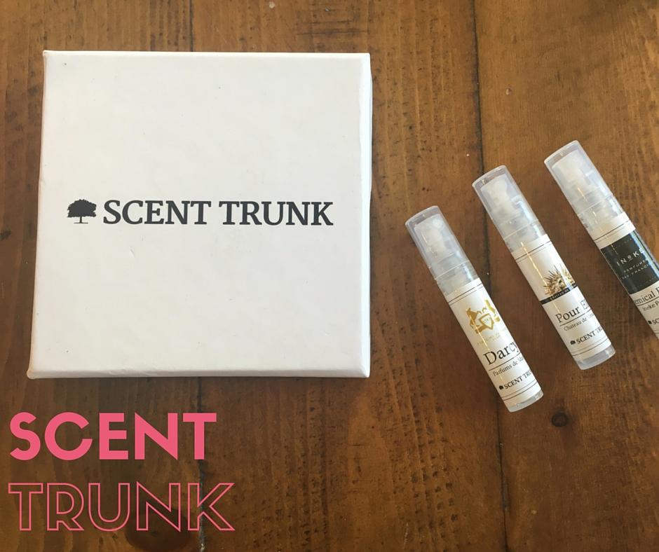 Scent Trunk vs. Scentbird Unboxing