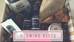 Glowing Beets Natural Beauty Products