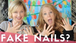 Not Your Mama's Press On Nails