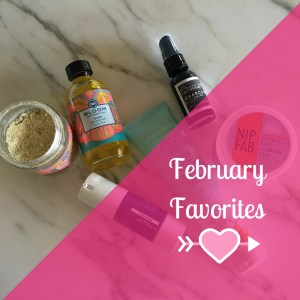 What We're Loving: February Favorites