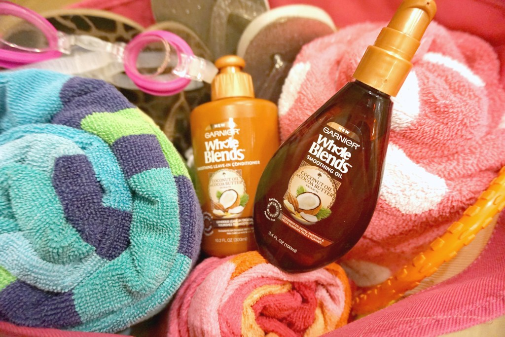 Secrets of Secrets of Healthy Summer Hair - Easy braids and tips for keeping your hair smooth and sleek in the summer months #WholeBlends #CollectiveBias #adHealthy Summer Hair - Easy braids and tips for keeping your hair smooth and sleek in the summer months