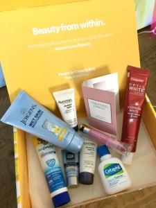 WalMart Spring Beauty Box