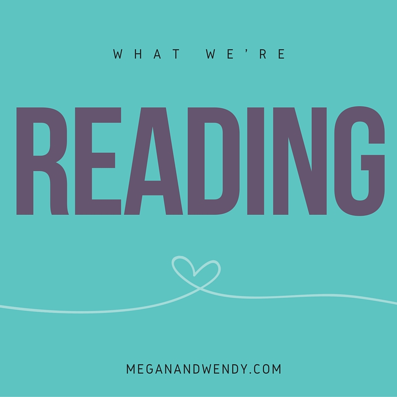 what we're reading in 2016