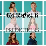 Big Brother 18 TAG Questions and Predictions