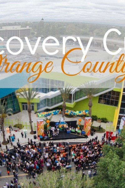 Throwback Thursday – Discovery Cube Orange County