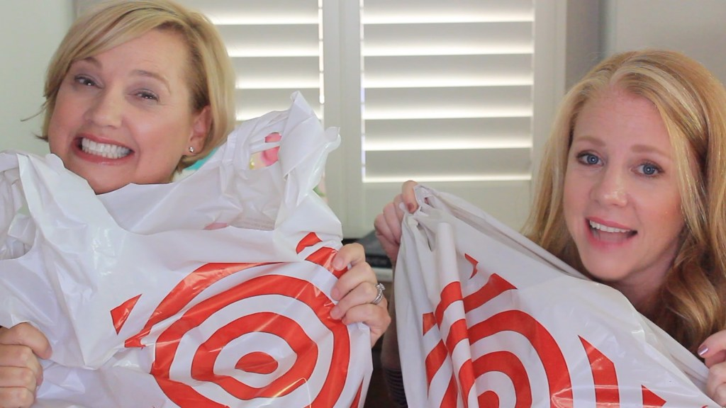 Megan and Wendy love a challenge, especially one that takes them through the aisles of their favorite store - Target! Check out their take on the Target challenge as well as a list of items to find as you take on the TikTok Target Challenge!