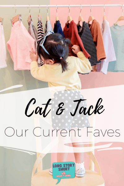 What we love from Cat and Jack at Target