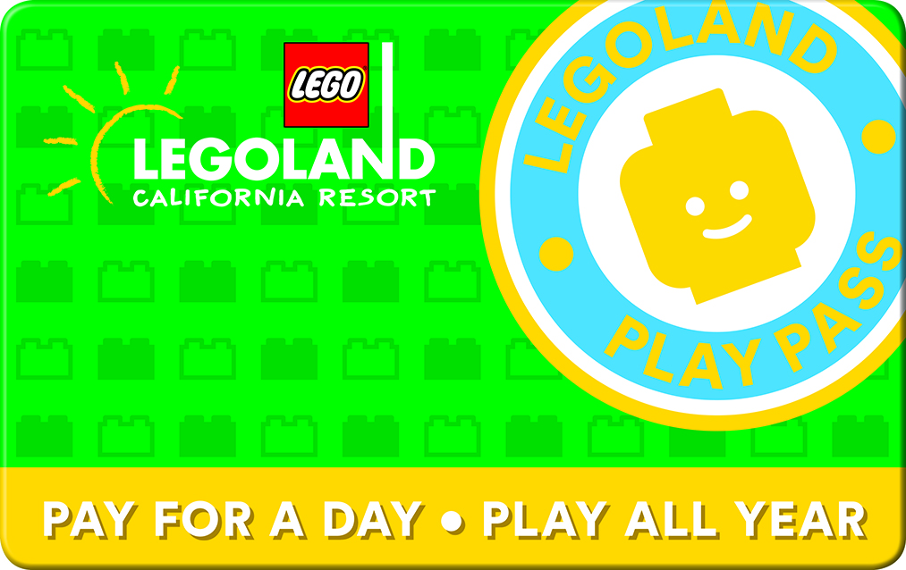 LEGOLAND PlayPass