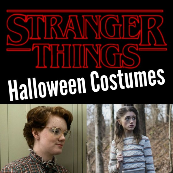 stranger things halloween costumes