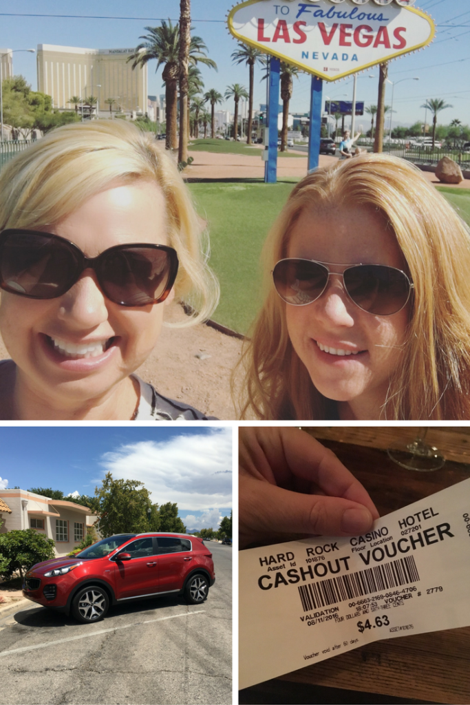 Las Vegas Road Trip with Kia