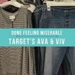 Done Feeling Miserable | Ava & Viv Review