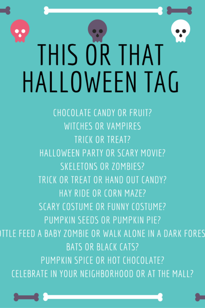 This or That Halloween Tag
