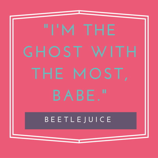 Beetlejuice quotes