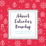 Advent Calendar Roundup