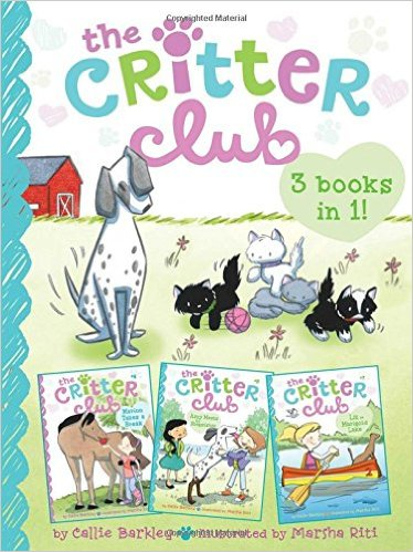 Critter Club Books - We're sharing our gift guide for animal loving kids with all of the items that the animal lover in your life will want to find under the tree.