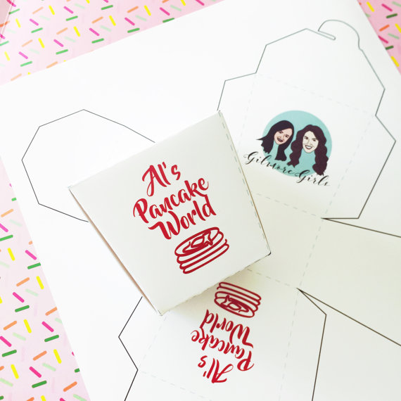 gilmore-girls-party-favors