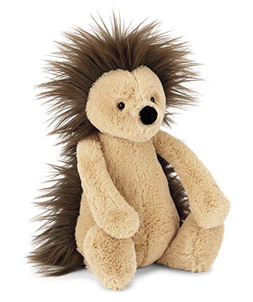 Jellycat Hedgehog - Gift Guide for Animal Loving Kids