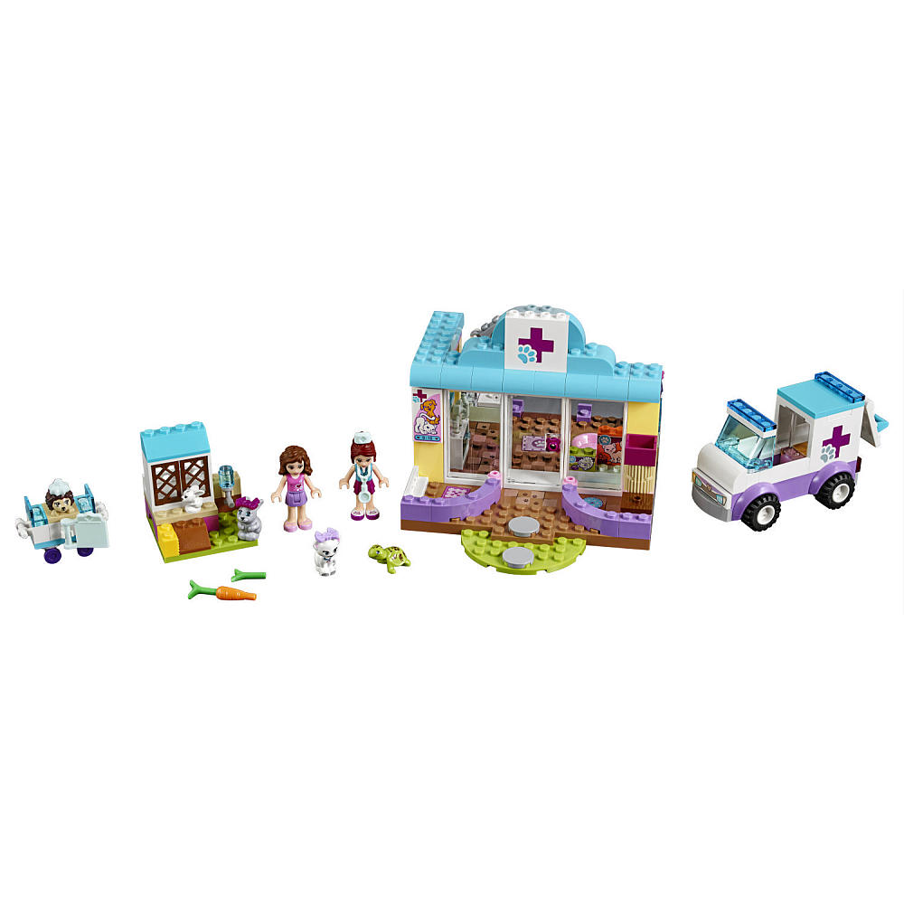 LEGO Junior Mia's Vet Clinic - Gift Guide for Animal Loving Kids