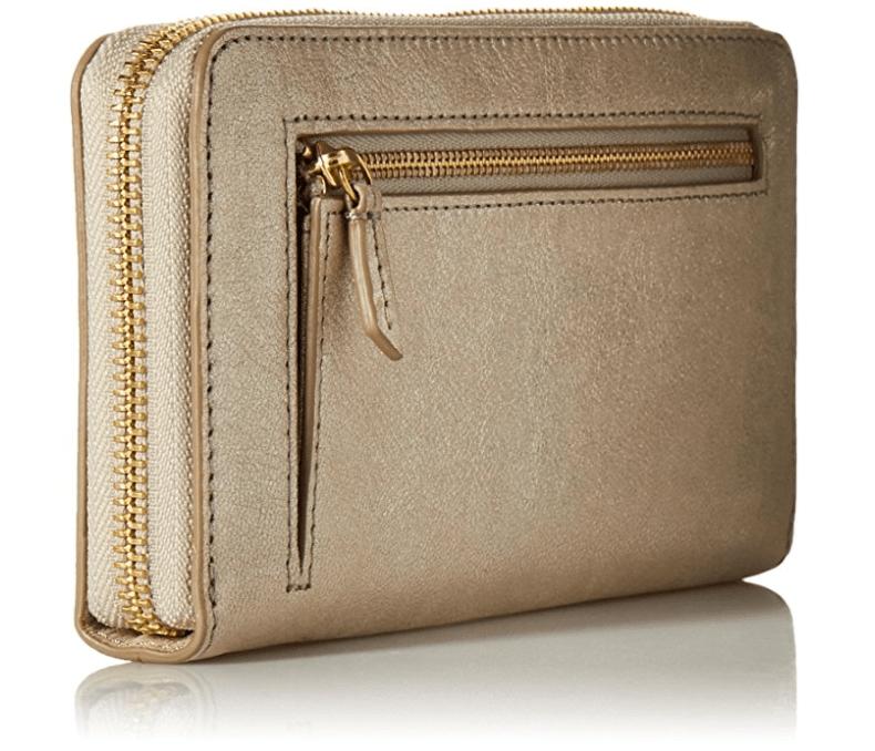 Fossil Emma Large Zip Wallet - The Best of Oprah's Favorite Things