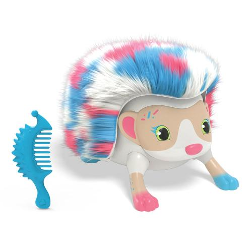 Zoomer Hedgies Sprinkles Interactive Pet - We're sharing our gift guide for animal loving kids with all of the items that the animal lover in your life will want to find under the tree.