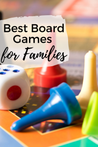 Best Board Games for Families - We've gathered up the best board games for families to play together . Many of these games would make great holiday gifts as well! We've included quick games. card games and dice games for all ages.