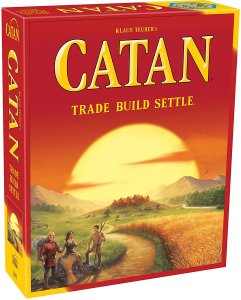 Is Catan fun for families?