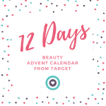 12 Days of Beauty Faves Advent Calendar