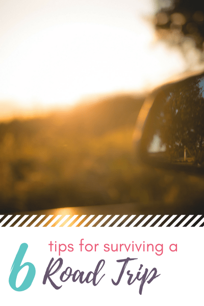 How to Survive a Road Trip