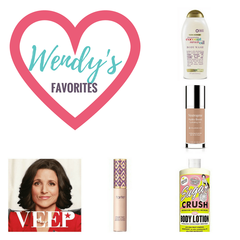 Wendy's February Favorites - Everything we're loving in the world of fashion, beauty, fitness and pop culture in February.