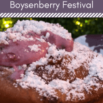 Knott's Berry Farm Boysenberry Festival