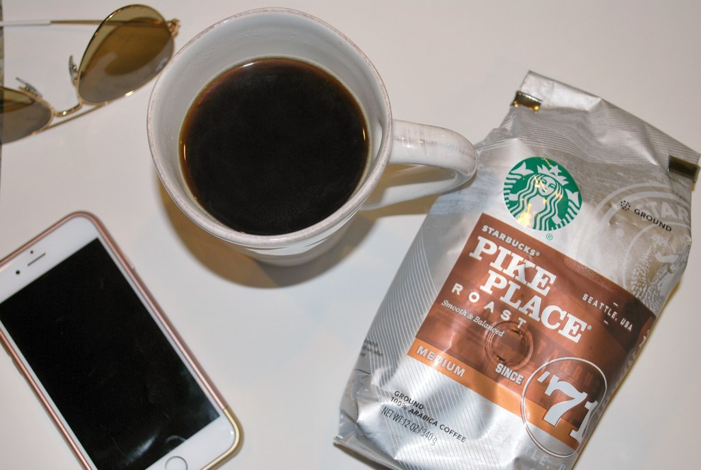 Starbucks One Bag One Tree Collaboration with Conservation International #OneTreeOneBag #collectivebias #ad