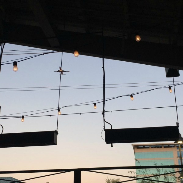 Where to Eat in Tempe, Arizona | Culinary Dropout | Great outdoor, covered eating area with ping pong tables, TVs and more | Long Story Short with Megan and Wendy