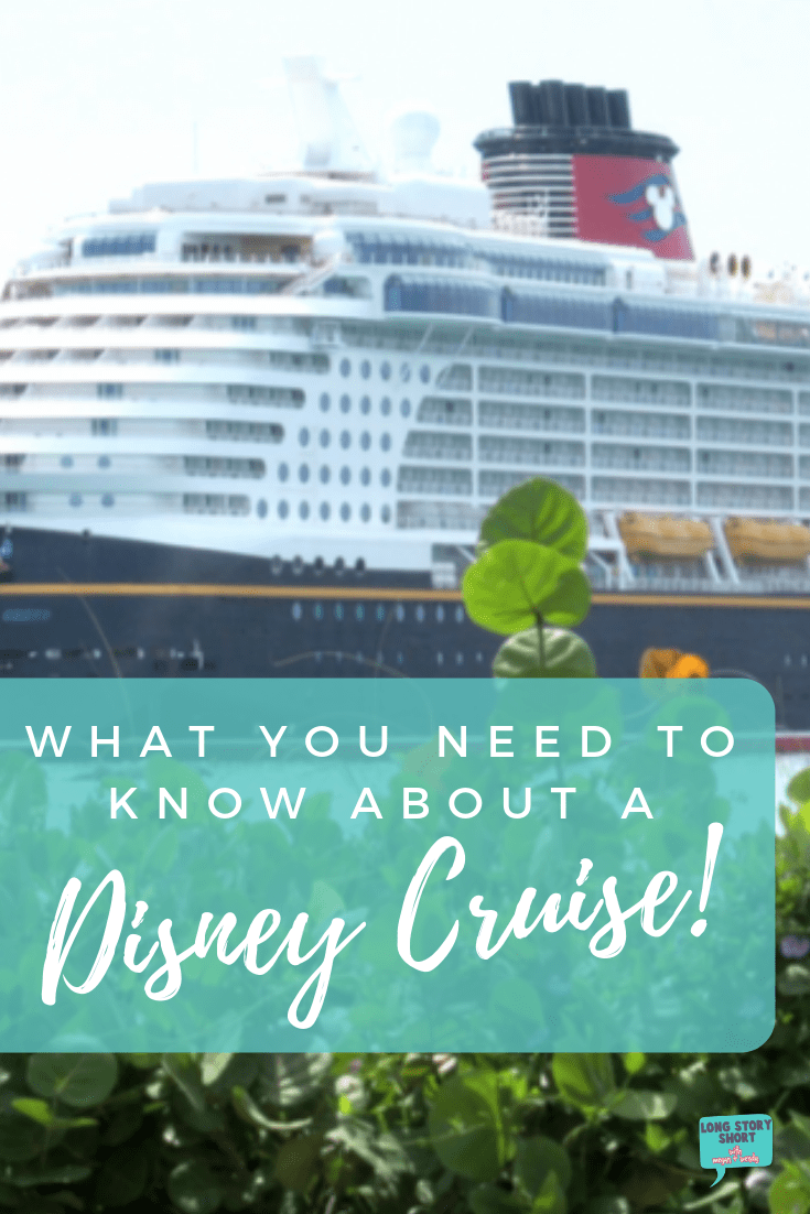 Everything you need to know about a Disney Cruise! What to expect from your room, what to eat, things to do and how to save the most money when booking!