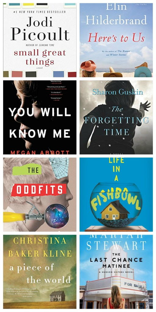 April Book Review and Roundup - Get those summer reading lists ready!
