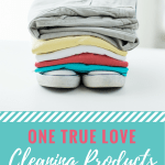 One True Love: Household Cleaning Products