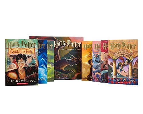 The Complete Harry Potter Series - The Ultimate Summer Binge Reading Guide